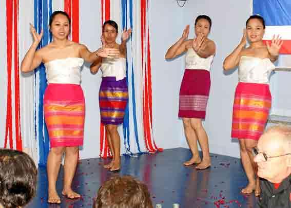 Thailand für Frauen – Ein Treffen mit der Ministerin für Tourismus ...